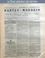 NANTES MONDAIN numéro 33 du 01 juin 1901