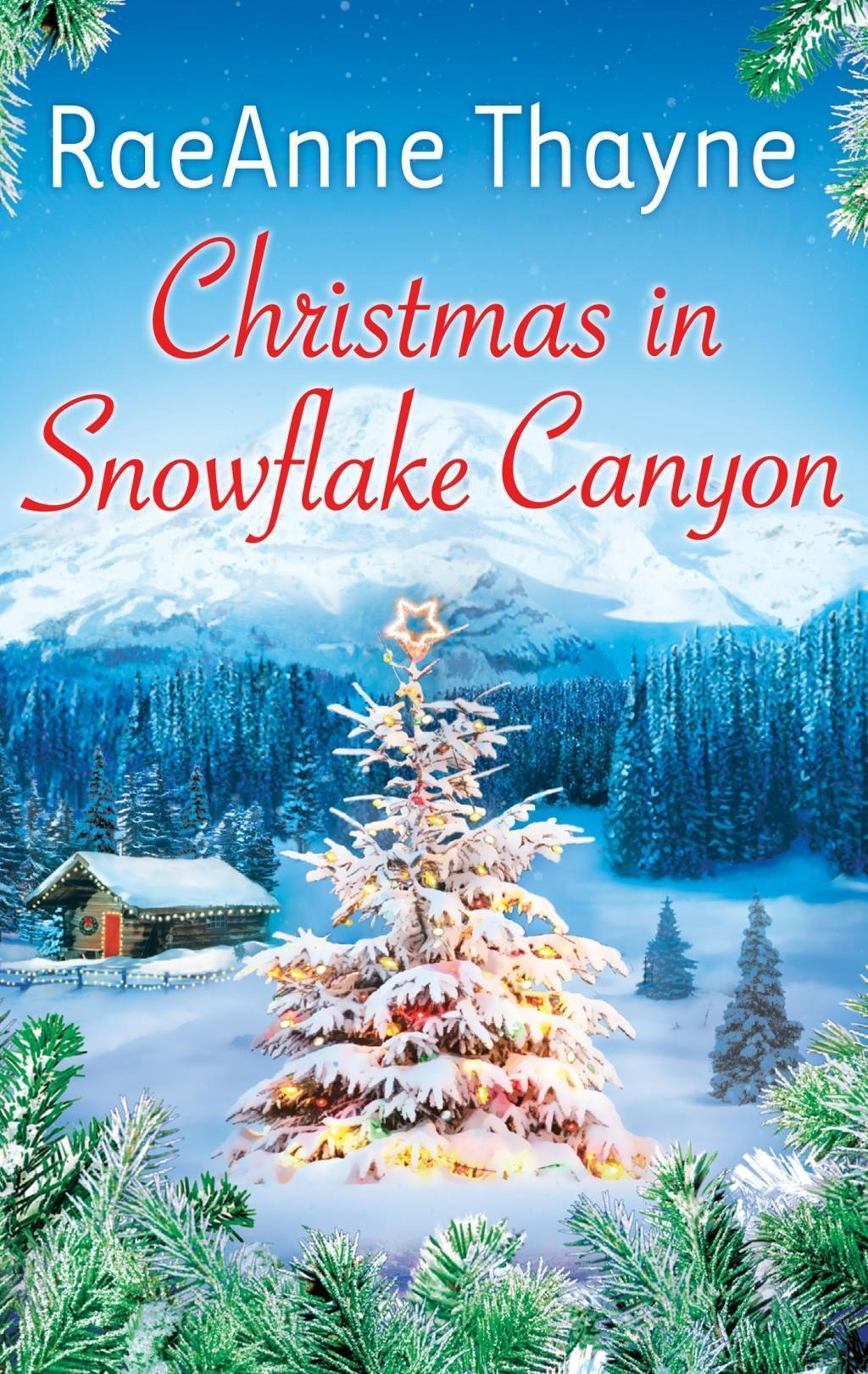 Christmas In Snowflake Canyon (Mills & Boon M&B)