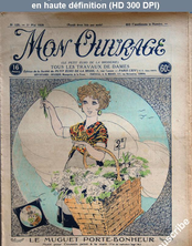 MON OUVRAGE numéro 125 du 01 mai 1928