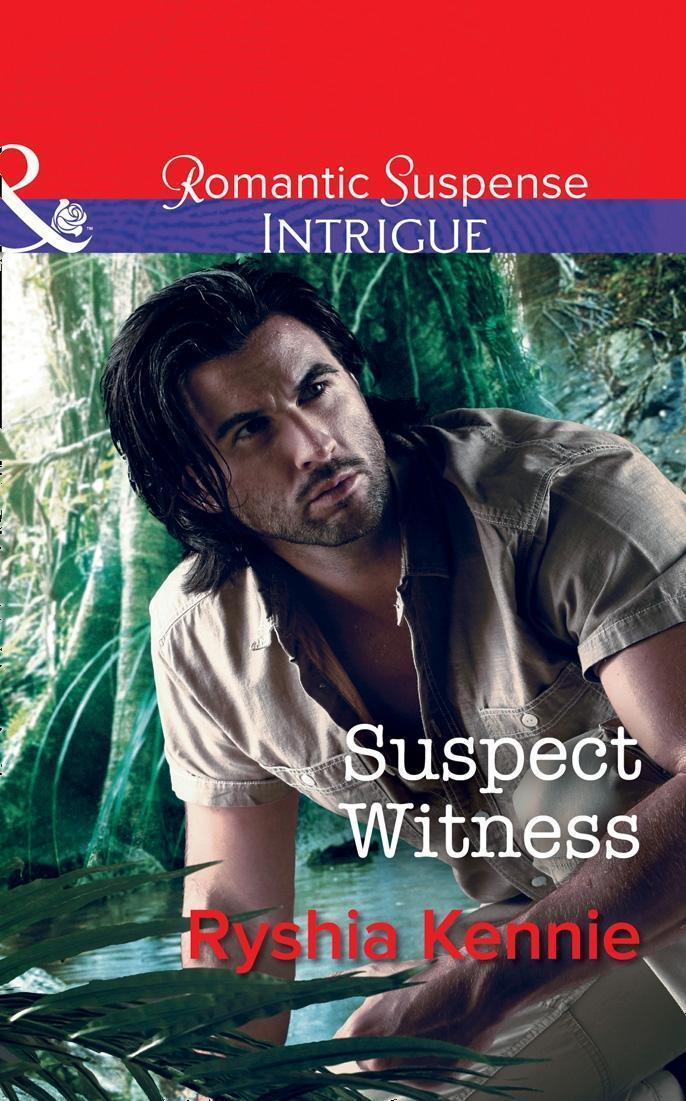 Suspect Witness (Mills & Boon Intrigue)