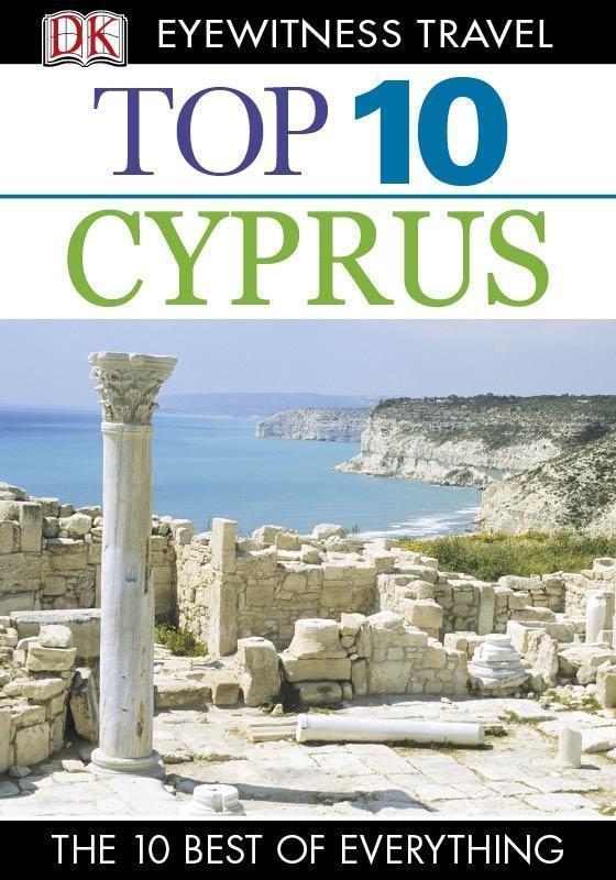 DK Eyewitness Top 10 Travel Guide: Cyprus
