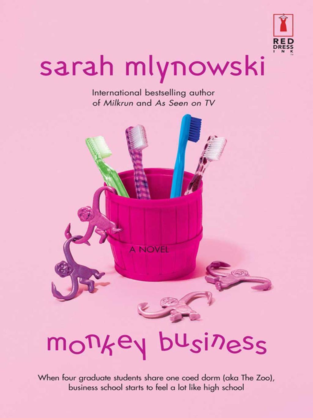 Monkey Business (Mills & Boon Silhouette)
