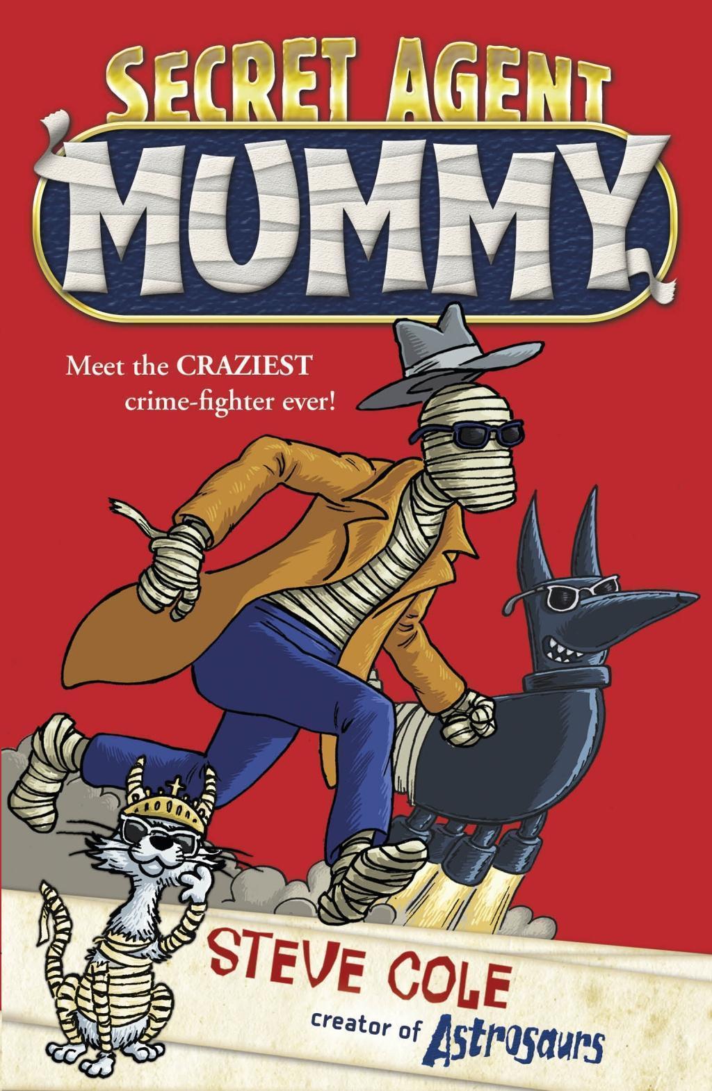 Secret Agent Mummy