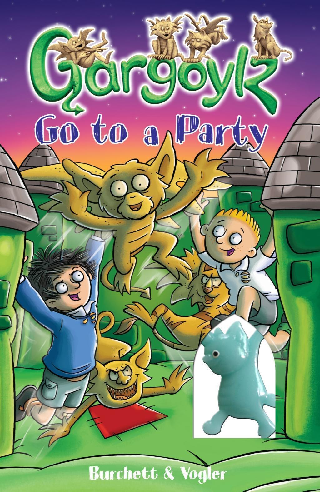 Gargoylz Go to a Party