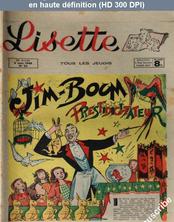 LISETTE numéro 23 du 06 juin 1948