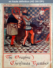 THE GRAPHIC  numéro 2086 du 22 novembre 1909