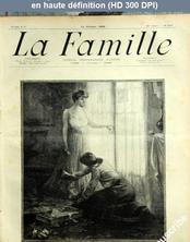LA FAMILLE  numéro 1410 du 14 octobre 1906