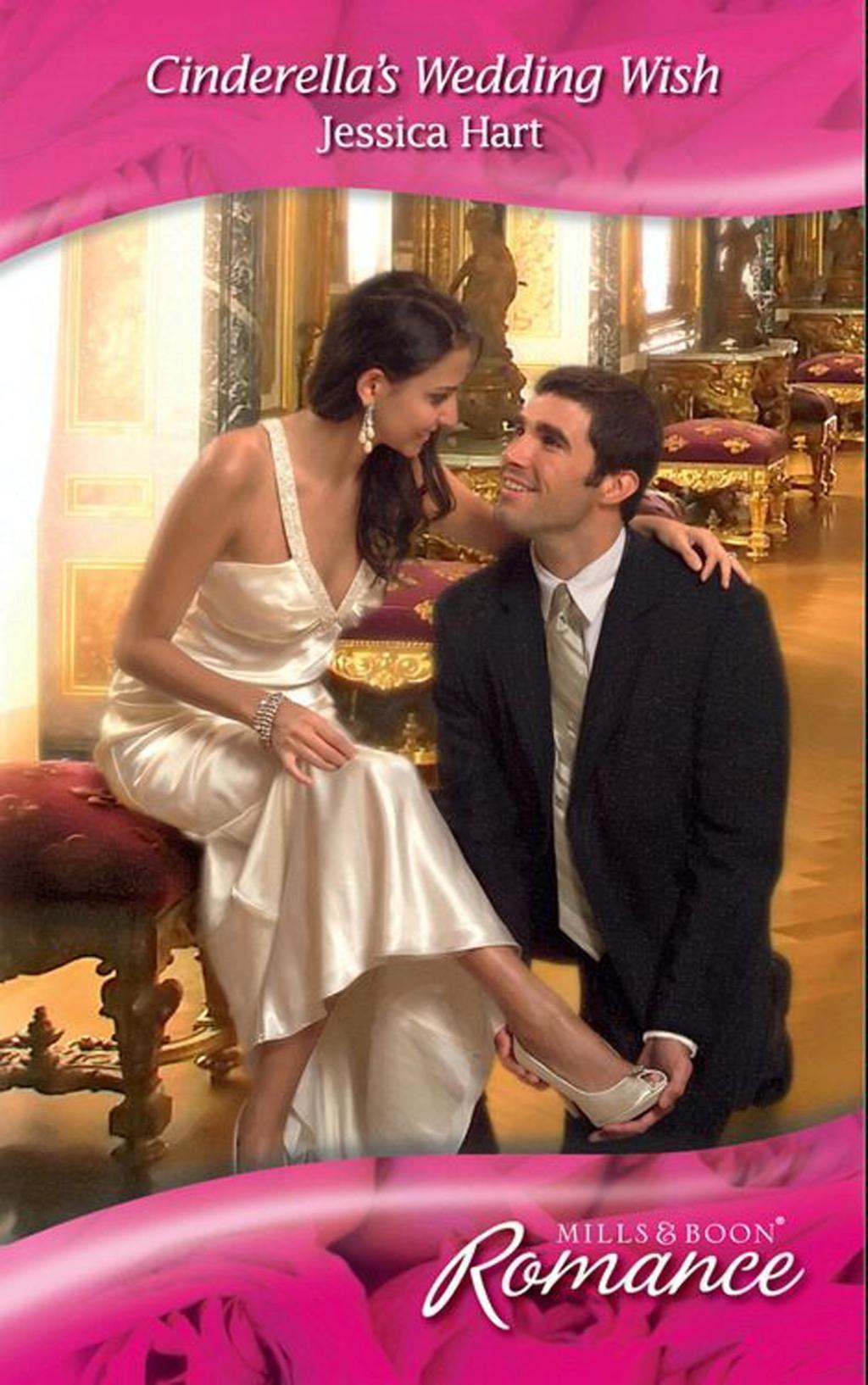 Cinderella's Wedding Wish (Mills & Boon Romance) (In Her Shoes..., Book 12)