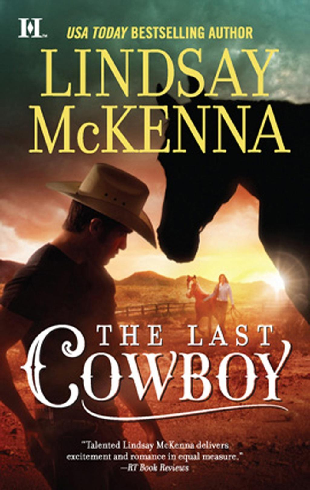 The Last Cowboy (Mills & Boon M&B)