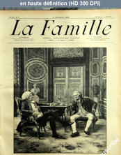 LA FAMILLE  numéro 1414 du 11 novembre 1906
