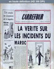 CARREFOUR numéro 331 du 16 janvier 1951