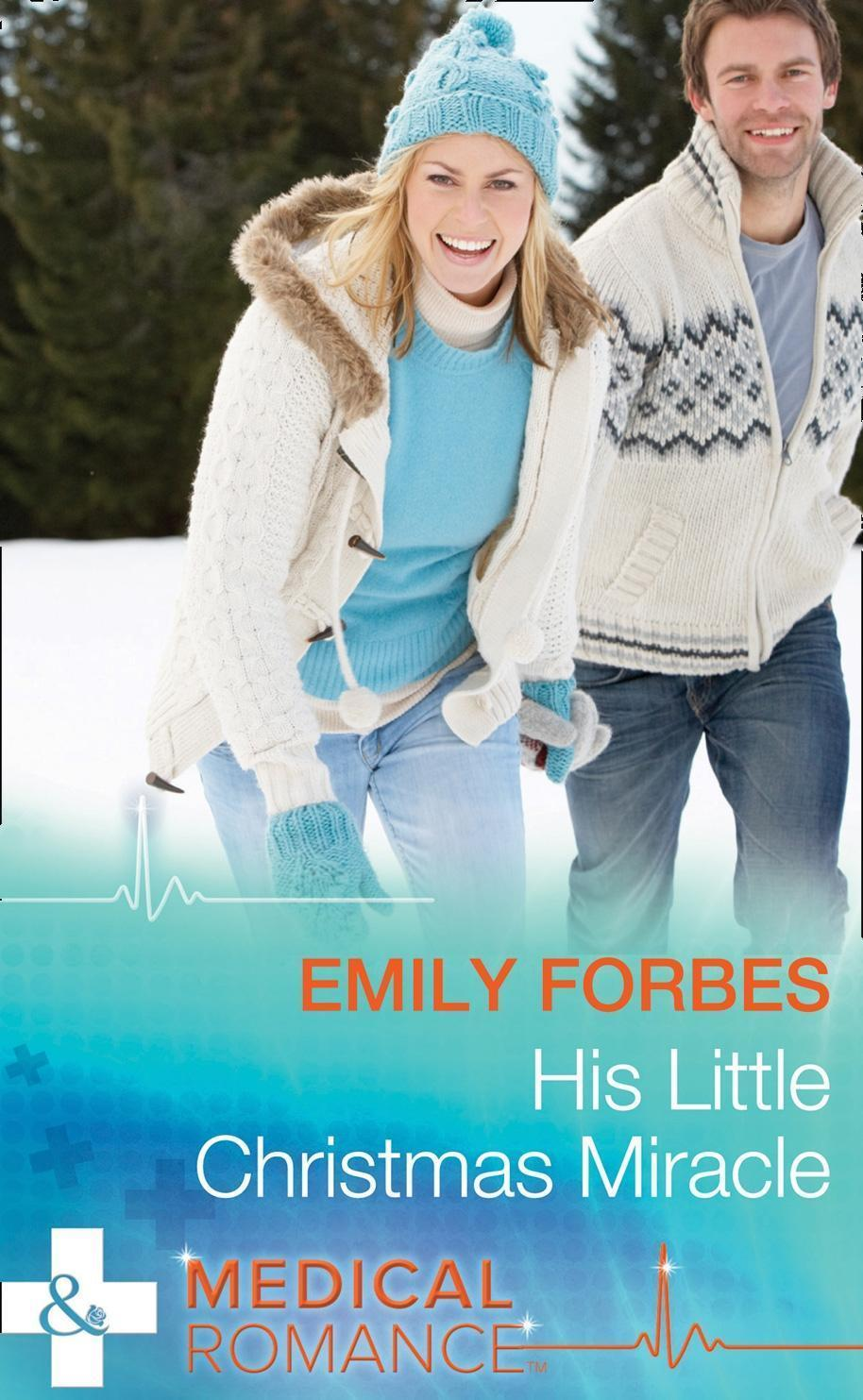 His Little Christmas Miracle (Mills & Boon Medical)