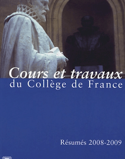 109 | 2010 - Annuaire 2008-2009 - Annuaire CDF