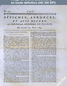 JOURNAL GENERAL DE FRANCE numéro 50 du 24 avril 1784