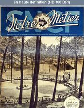 NOTRE METIER LA VIE DU RAIL numéro 73 du 27 septembre 1946