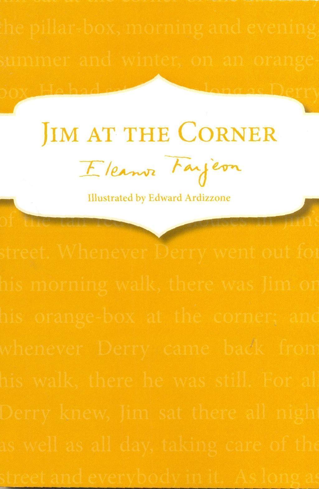 Jim at the Corner