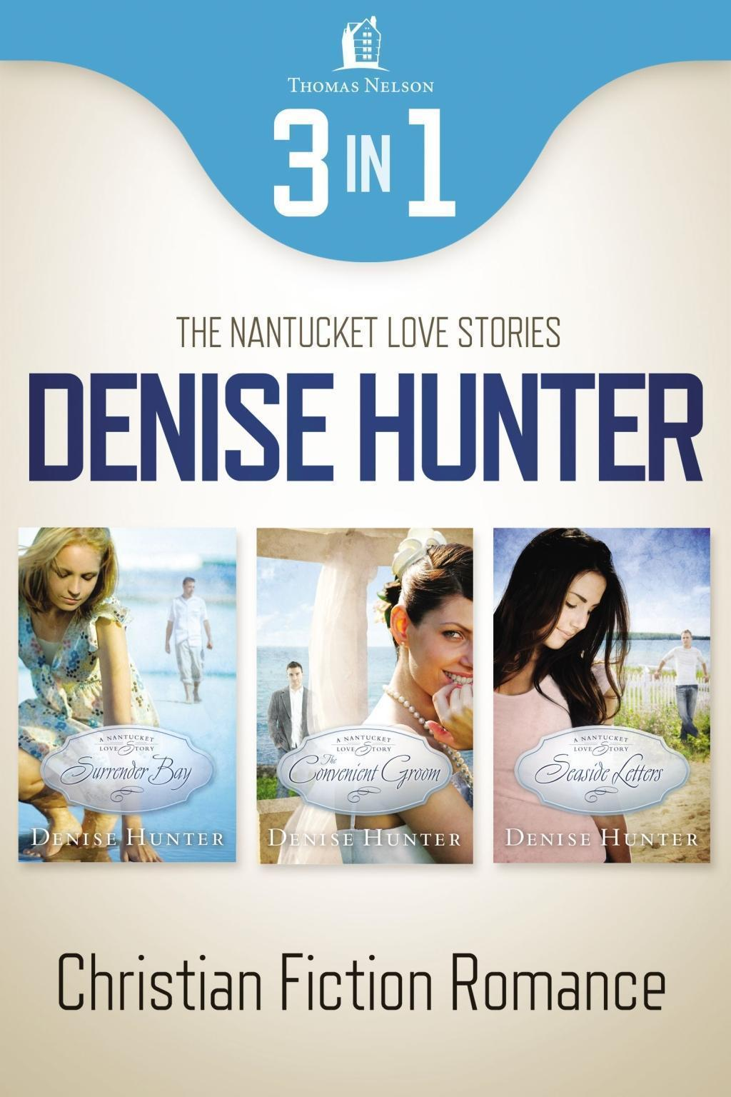 Nantucket Romance 3-in-1 Bundle