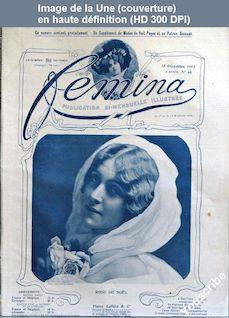 FEMINA numéro 46 du 15 décembre 1902