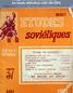 ETUDES SOVIETIQUES numéro 37 du 01 mai 1951