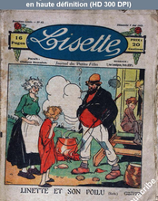 LISETTE numéro 43 du 07 mai 1922