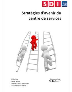 Stratégies d'avenir du centre de services