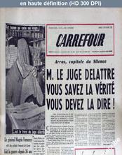 CARREFOUR numéro 312 du 05 septembre 1950
