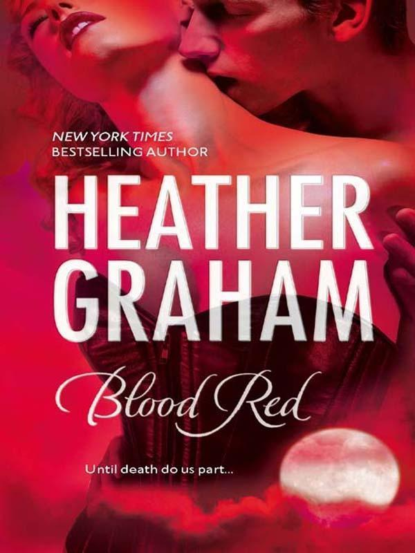 Blood Red (Mills & Boon M&B)