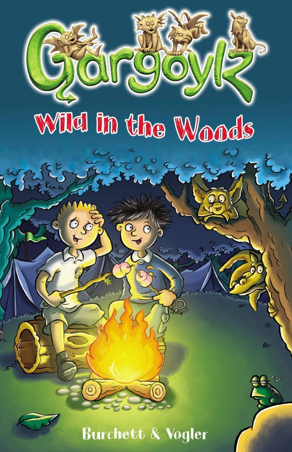 Gargoylz: Wild in the Woods