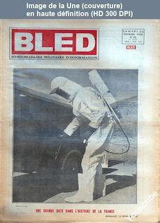 BLED numéro 82 du 20 février 1960