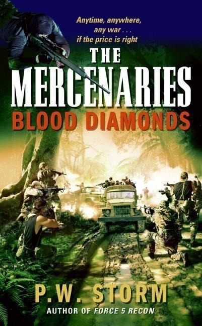 The Mercenaries: Blood Diamonds
