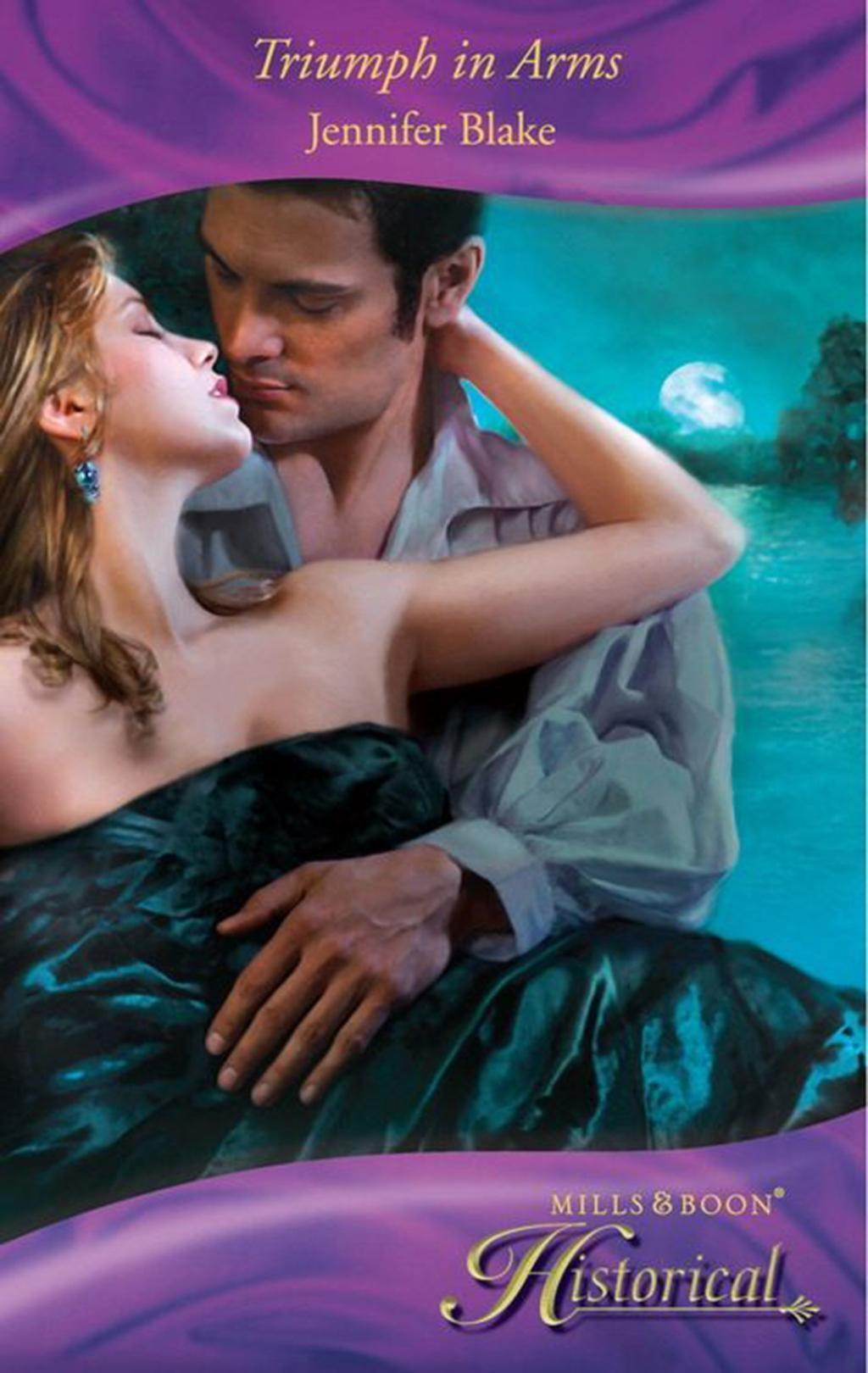Triumph In Arms (Mills & Boon Superhistorical)