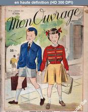 MON OUVRAGE numéro 49 du 01 octobre 1952