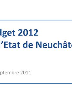 Evaluation intermédiaire des comptes 2010