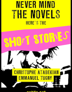 Never mind the novels, here's the short stories