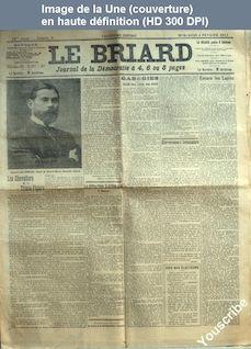 LE BRIARD  numéro 9 du 04 février 1914