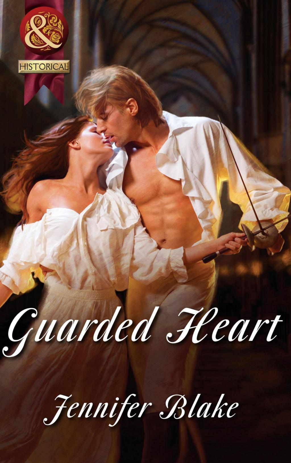 Guarded Heart (Mills & Boon Superhistorical)