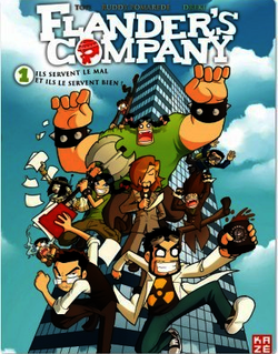 Flander's Company - Tome 1 - tome 1