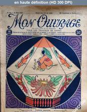 MON OUVRAGE numéro 74 du 15 mars 1926