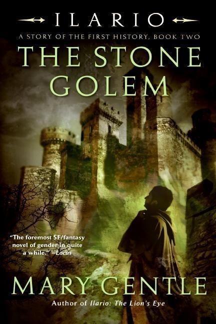 Ilario: The Stone Golem