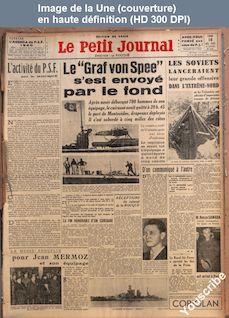 LE PETIT JOURNAL  numéro 28091 du 18 décembre 1939
