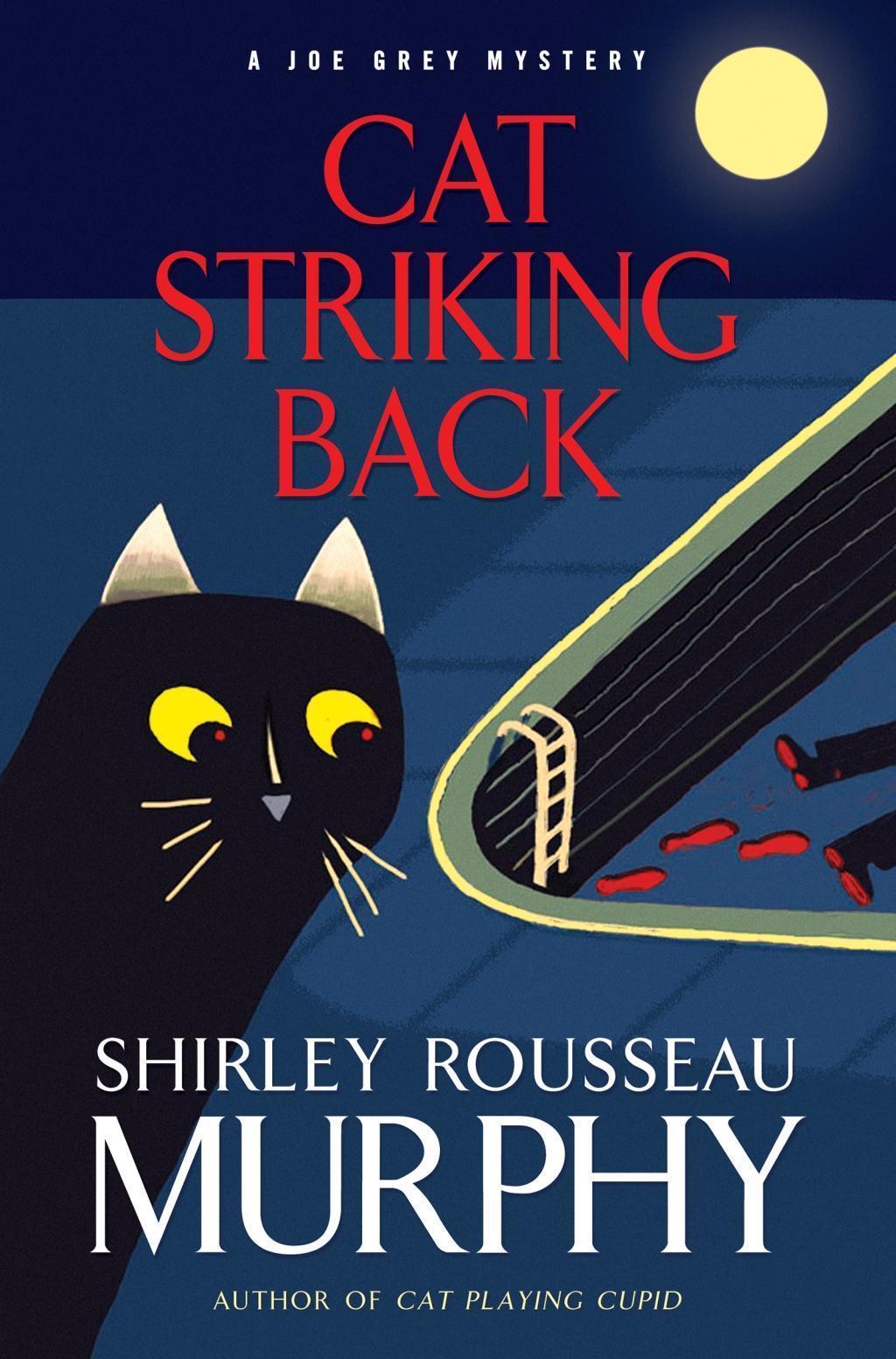 Cat Striking Back