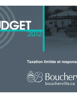Taxation limitée et responsable