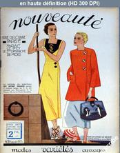 NOUVEAUTE numéro 8 du 04 août 1935