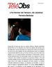 «J'ai horreur de l'amour», de Laurence Ferreira Barbosa
