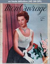 MON OUVRAGE numéro 57 du 01 juin 1953