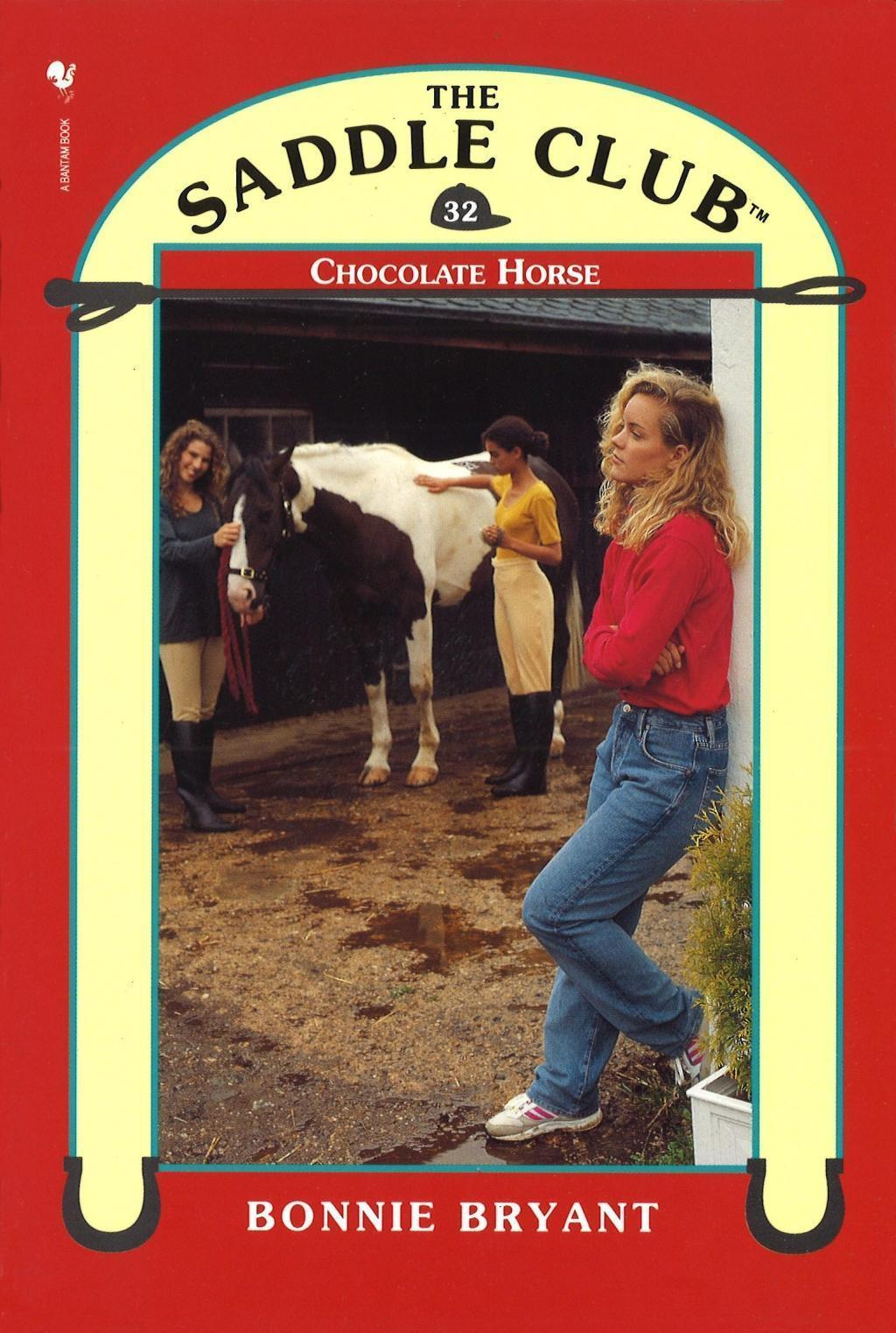 Saddle Club 32: Chocolate Horse