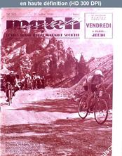 MATCH L'INTRAN numéro 525 du 21 juillet 1936