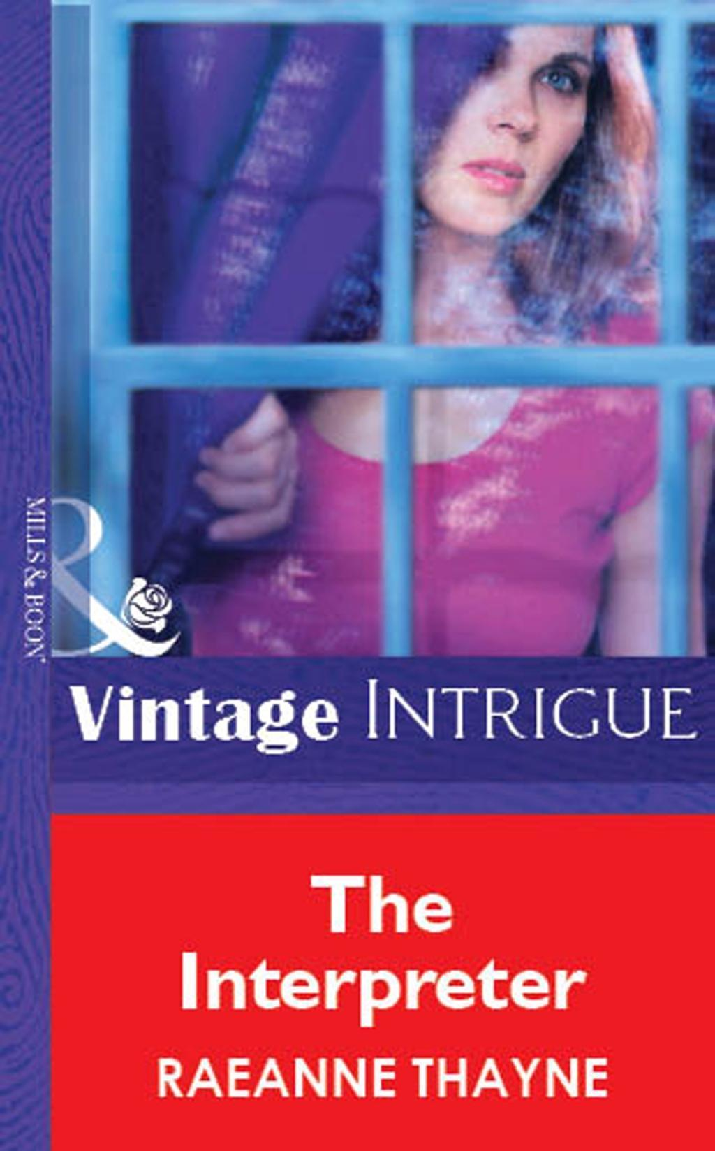 The Interpreter (Mills & Boon Vintage Intrigue)