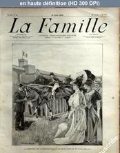 LA FAMILLE  numéro 1351 du 27 août 1905