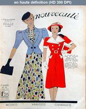 NOUVEAUTE numéro 10 du 16 mai 1937